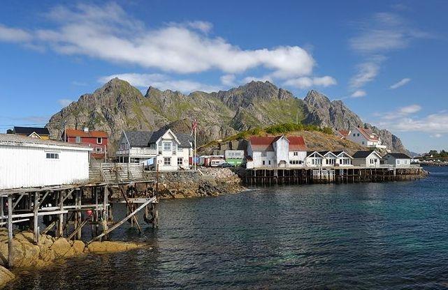 Henningsvar Norvegia