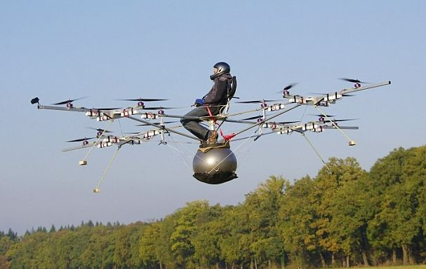 elicopter electric