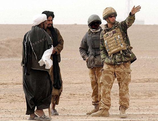 Великобритания оставила на произвол судьбы афганских переводчиков