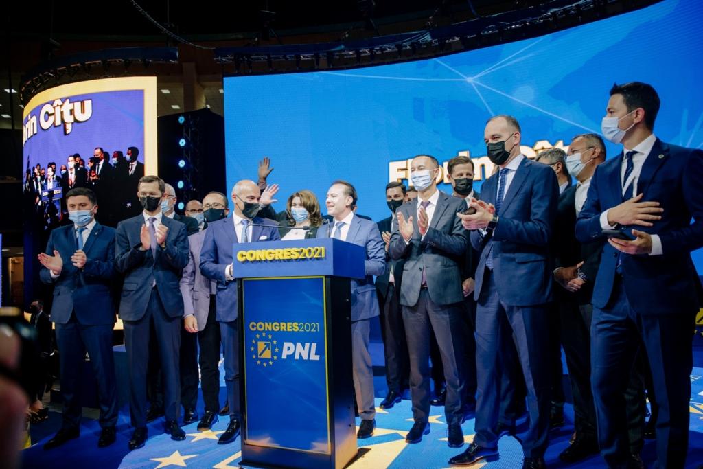 Fața nevăzută a congresului PNL: Acuzații de șantaj într-un partid dezbinat și explozia incidenței COVID din București