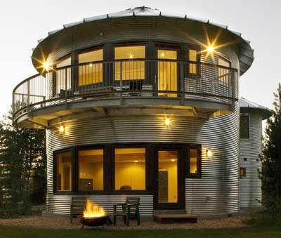 Casa cilindru