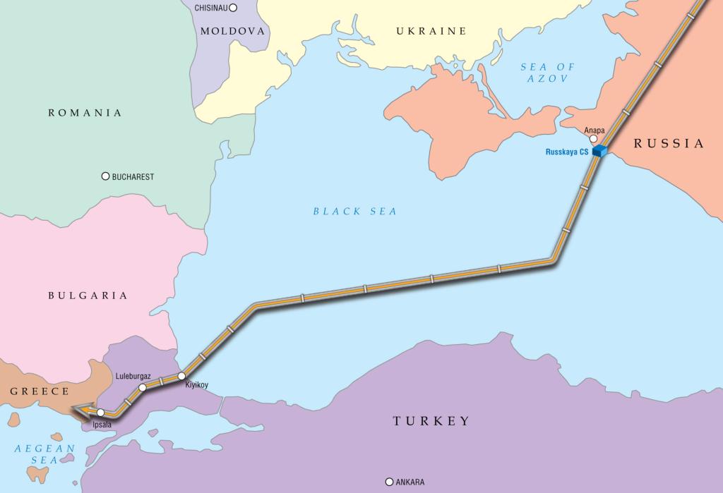Erdogan a semnat pentru Turkish Stream: De ce se bucura rusii si cat de tare va fi lovita financiar Ucraina
