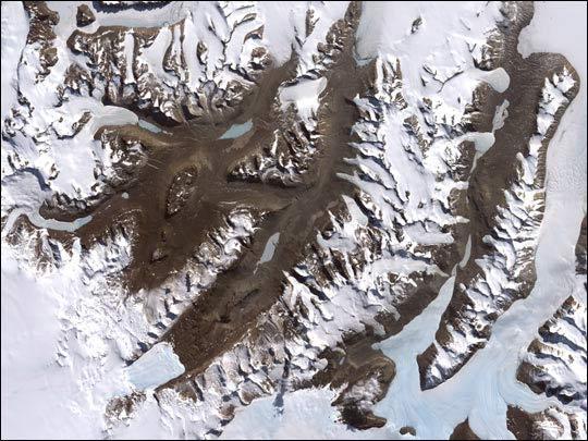 Cele mai uscate locuri de pe Terra (Galerie foto)