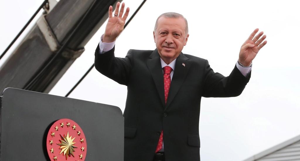 Presedintele turc Recep Tayyip Erdogan il acuza pe Joe Biden ca are ''mainile insangerate'' din cauza sprijinului acordat Israelului