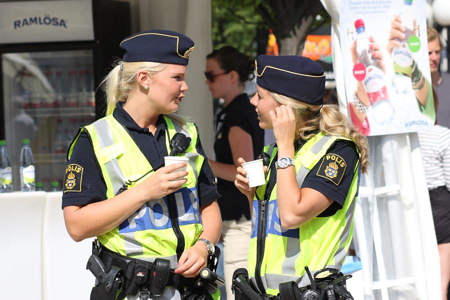 Cum a ajuns o politista din Romania sa fie studenta in Suedia: In tara nu puteam sa-mi indeplinesc visul