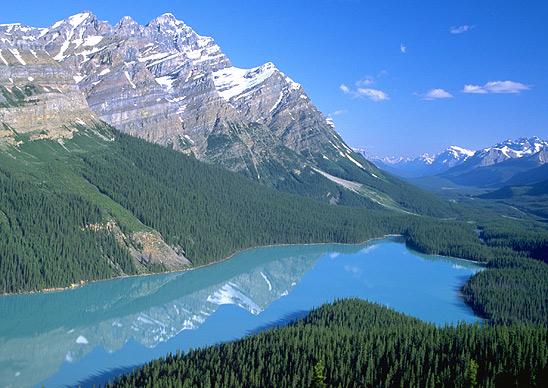 Cele mai frumoase 10 lacuri din lume