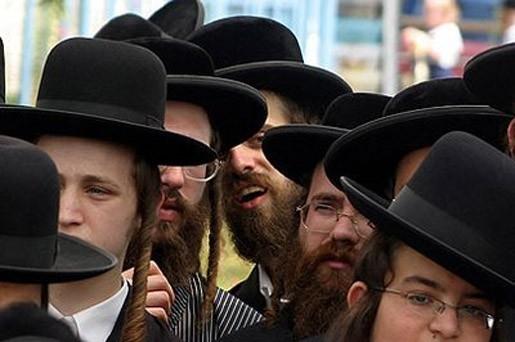 băieți evrei