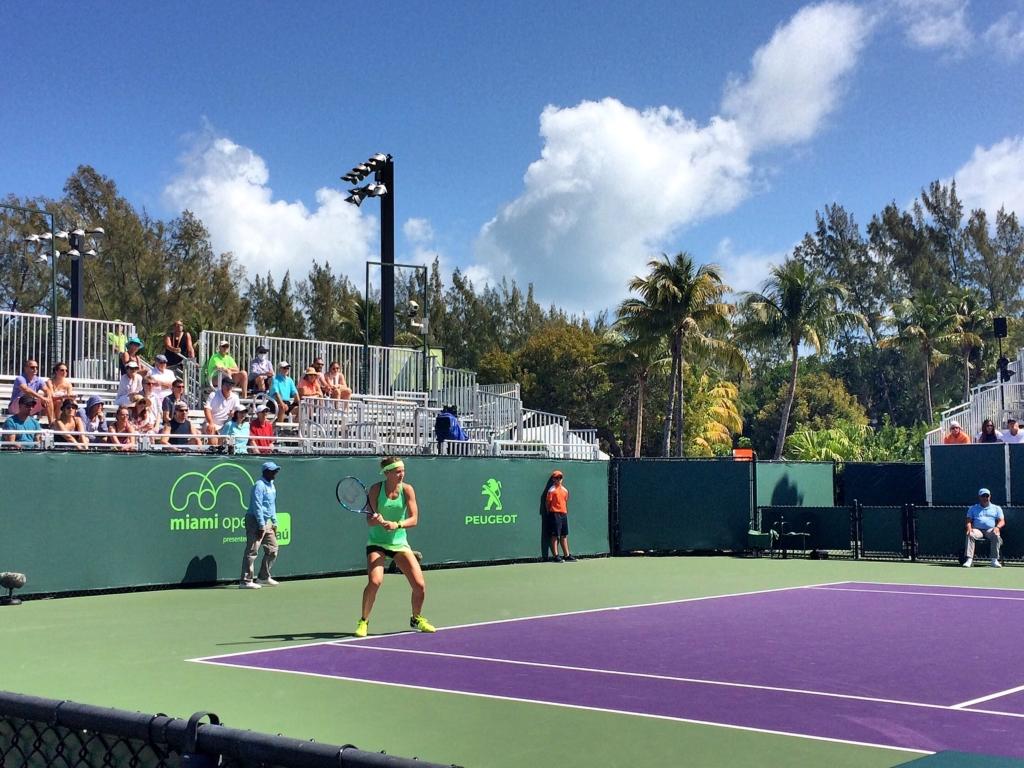 Surpriza de proportii la Miami: O jucatoare din Top 5 WTA a fost eliminata
