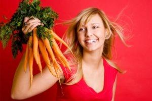 pierderea în greutate purpuroasă de morcov)
