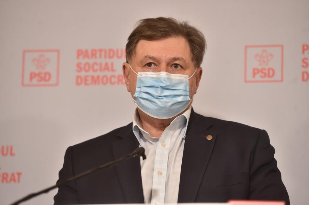 """Alexandru Rafila, despre ancheta premierului privind pregătirea pentru valul patru: """"Se anchetează singur ca să vedem din ce cauză nu a făcut nimic"""""""