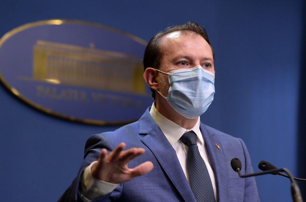 """Florin Citu, despre presupusa raceala intre Vlad Voiculescu si coordonatorul campaniei de vaccinare: """"Ministrul Sanatatii nu are nicio atributie daca pleaca sau nu Valeriu Gheorghita"""""""